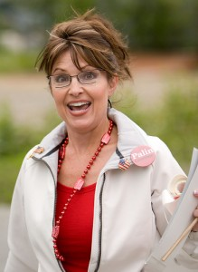 Sarah Palin ... she was the warning .