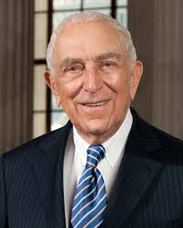 The late Sen. Frank Lautenberg