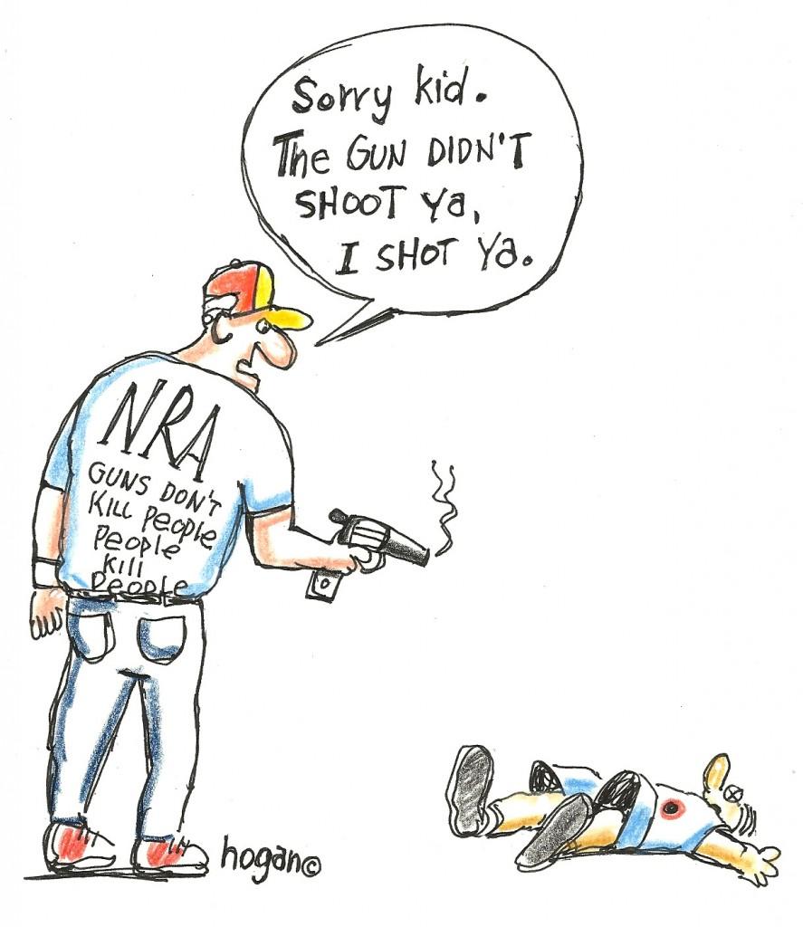 NRA , sorry kid (3)
