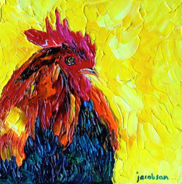 Rooster No. 5