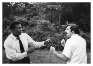 Ali and Michael.