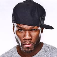 50 Cent ... two-bit star