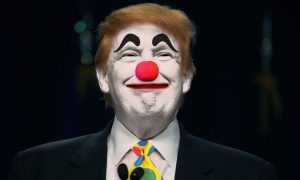 Donald Trump ... clown-in-chief