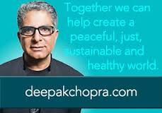 Deepak Chopra ... with a message for post-election blues