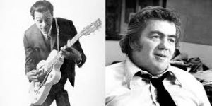 Chuck Berry and Jimmy Breslin ... originals
