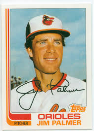 Jim Palmer ... handsome as ever