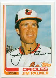 Jim Palmer ... handsome as ever