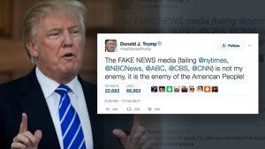 The Fake President