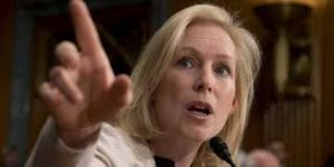 Sen. Kirsten Gillibrand ... leading the way