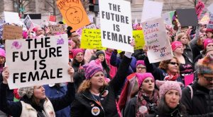 Women marched across the nation this month.