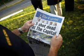 capital gazette reader