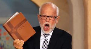 Jim Bakker, sticking with Trump to the end...