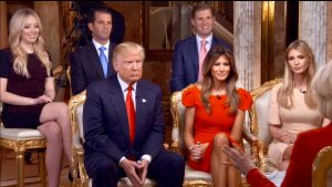 The First Family ... in need of an intervention?