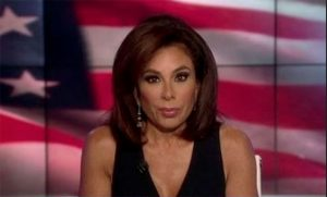 Jeanine Pirro ... asked the question