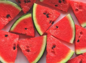 The amazing watermelon.