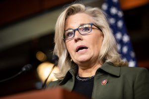 Rep. Liz Cheney ... says she doesn't recognize today's Republicans.