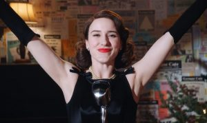 The marvelous Mrs. Maisel. Too funny for her own good?