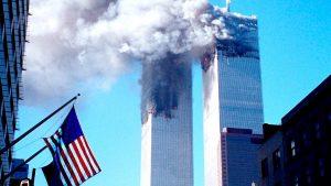 What TV showed on Sept. 11, 2001.